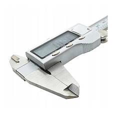 Штангельциркуль электронный цифровой  VERKE 150 мм 0,02 мм, фото 2