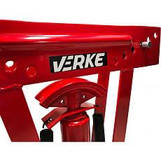 Гидравлический трубогибный станок 12 тон 6 профилей VERKE, фото 3
