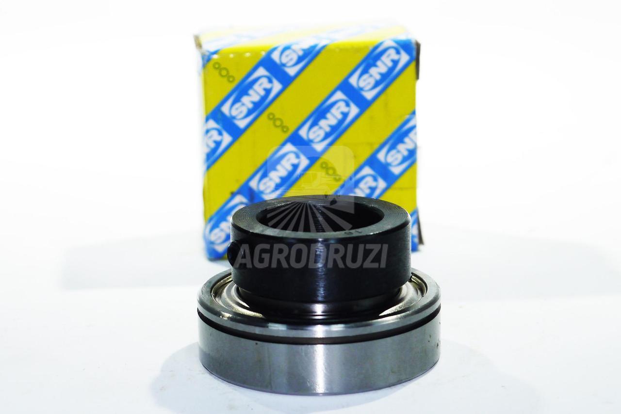 Підшипник кульковий дюймовий (прямий зверху) 25.5x52mm SNR