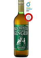 Напиток безалкогольный с вкусом имбиря органический Rochester Ginger,725 мл
