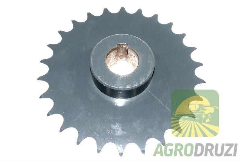Зірочка приводу елеватора Z26 d=30mm CLAAS 619549