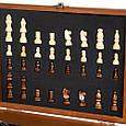 Набір подарунковий Lefard шахи+фляга+чарки Jack Daniels 250 мл +стопки 18138-002, фото 4