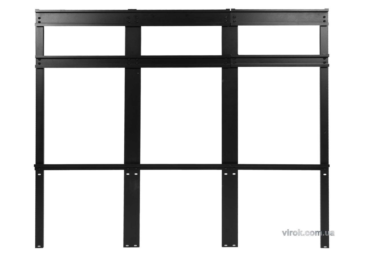 Стелаж для перфорованої панелі YT-08936 YATO на 3 панелі 2 x 1900 мм
