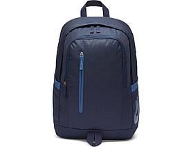 Рюкзак Nike All Access Soleday BA6103-452 Синій