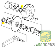Ремкомплект ходового варіатора John Deere (до тарілок H84667, H84668), фото 2