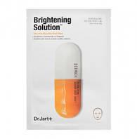 Маска-детокс Dr.Jart+ Dermask Micro Jet Brightening Solution 30 г 8809642712621, КОД: 1552083