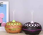 Импортный увлажнитель воздуха Aroma diffuser 7 color, фото 2