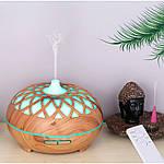 Импортный увлажнитель воздуха Aroma diffuser 7 color, фото 4