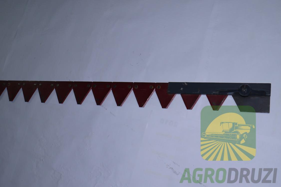 Коса жатки 2.1m 30 сегментів (одинарні зуби) CLAAS 770551