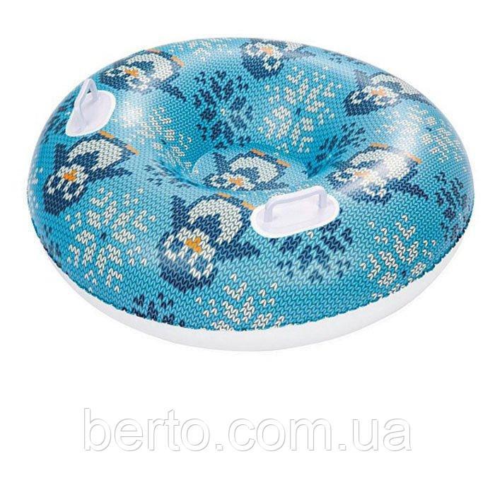 Надувные сани тюбинг Bestway 39059 диаметр 99 см.