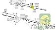 Муфта зчеплення гумова Jurid (Germany) Claas 608014, фото 2