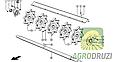 Корпус з підшипником JHB Claas 687301, фото 2