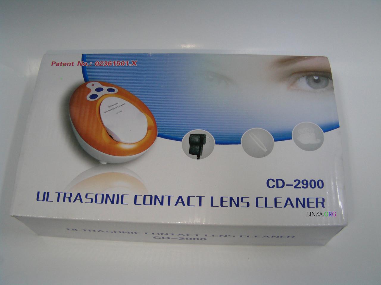 Ультразвуковая мойка для контактных линз CD 3200