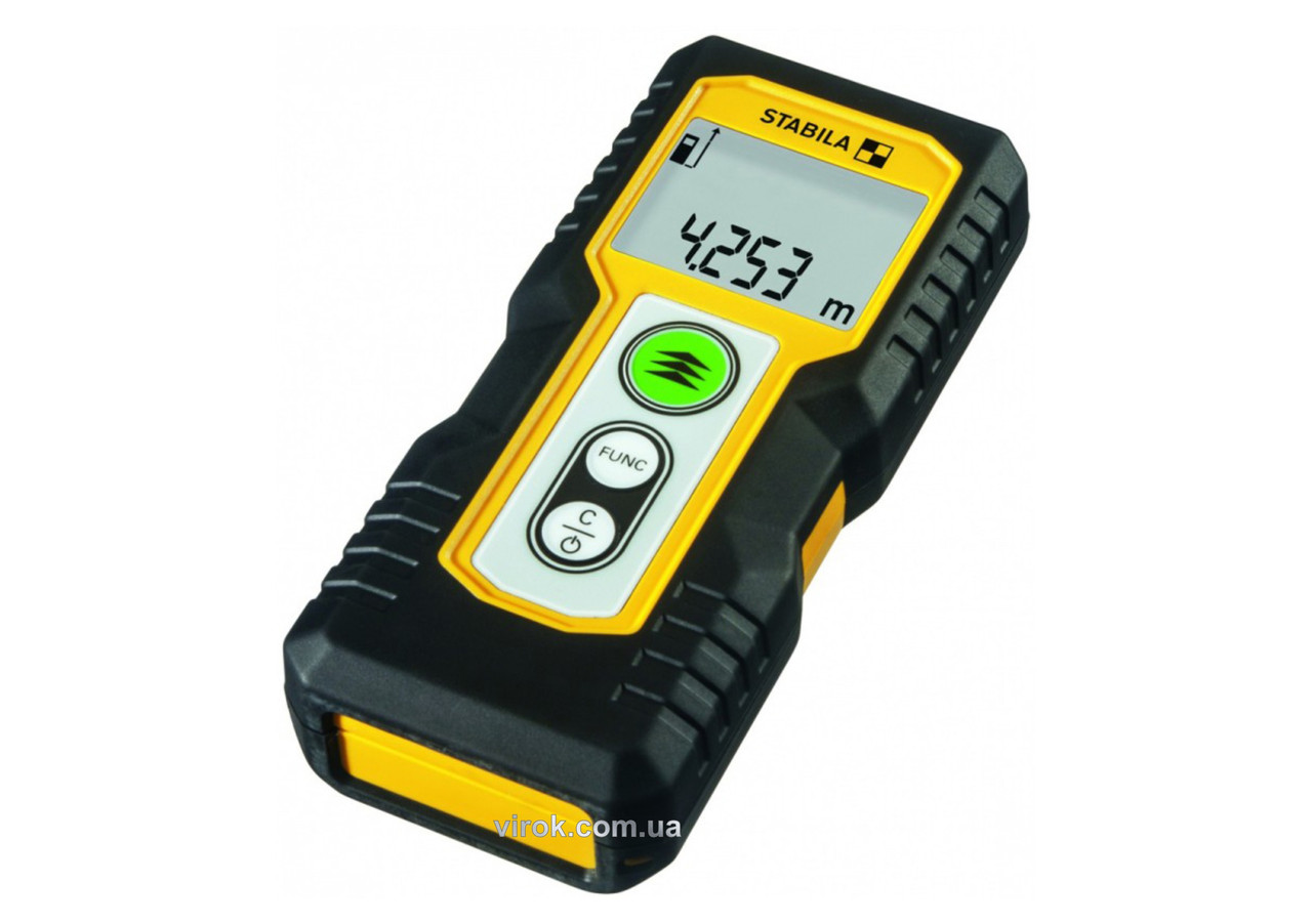 Дальномір лазерний STABILA Type LD 220 0.2-30 м
