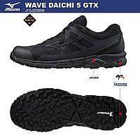 Обзор Mizuno Wave Daichi 5 Gore-Tex