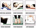 Акупунктурный коврик для снятия стресса Acupressure Mat   Колючий коврик   Коврик для массажа тела, фото 4