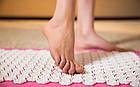 Акупунктурный коврик для снятия стресса Acupressure Mat   Колючий коврик   Коврик для массажа тела, фото 5
