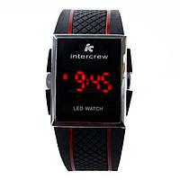 Мужские часы LED intercrew BRD