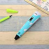 3D ручка MyRiwel Pen 2 з LED дисплеєм | Дитяча 3д ручка для малювання MyRiwel 2, фото 5