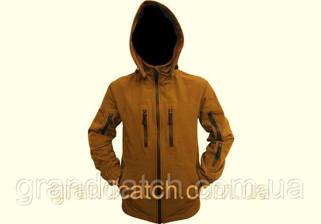 Куртка штормовая Soft shell Койот