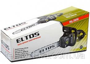 Электропила Eltos ПЦ- 2850, фото 3