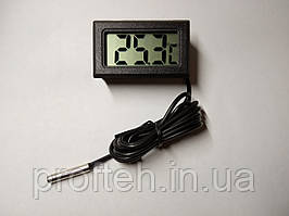 Термометр (Градусник) цифровий, вимірювач температури в інкубаторі