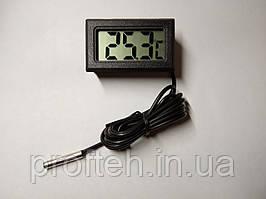 Термометр (Градусник) цифровой, измеритель температуры в инкубаторе