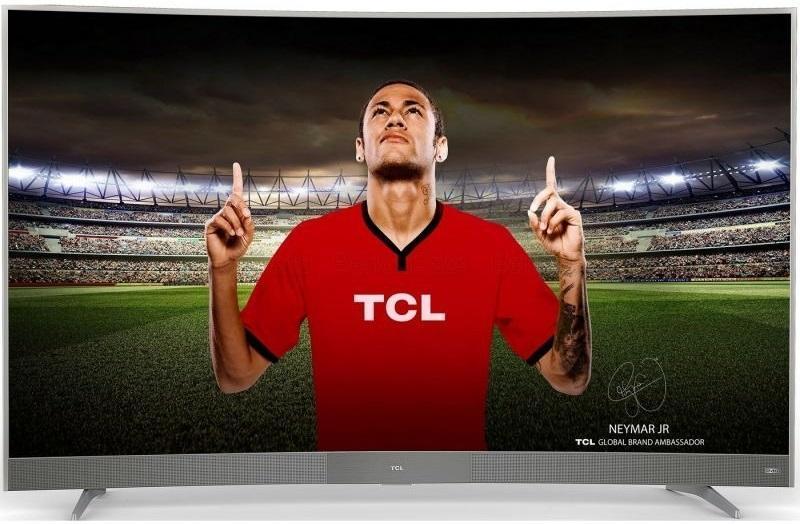 Телевизор TCL U49P6196 (РРI 1200Гц / UltraHD / 4K / SmartTV / Dolby Digital Plus / 2х10Вт /  DVB-С/T2/S2)