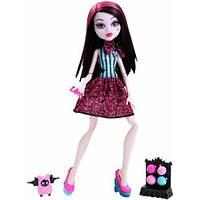 Кукла Дракулаура Карнавал  (Monster High Storytelling Scarnival Draculaura)