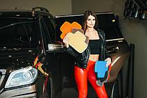 Автоковрики EVA, комплект ЭКОНОМ, автомобильные коврики EVACAR, фото 2