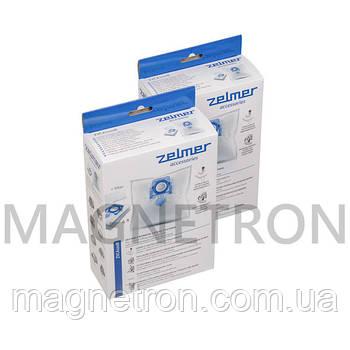 """Комплект мешков """"SAFBAG"""" (2 упаковки) + фильтры для пылесосов Zelmer \ Bosch ZVCA100B (49.4020)"""