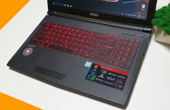 "Ноутбук MSI GL62 15,6""FHD IPS|i7-770HQ|8Gb DDR4|SS NVMe+HDD|Nvidia GTX1050 4Gb"