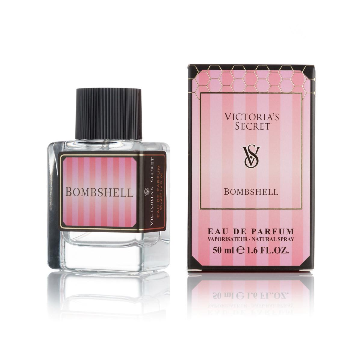 50 мл мини парфюм Victoria Secret Bombshell - Ж (код: 420)