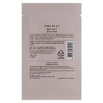 Очищающий патч для подбородка с древесным углем Etude House Black Charcoal Chin Pack 1 шт (8806382609570), фото 2