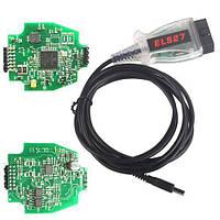 ELS27 FORScan OBD2 сканер диагностики авто Ford Mazda Lincoln Mercury