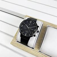 Чоловічі годинники Guardo B01312-5 All Black