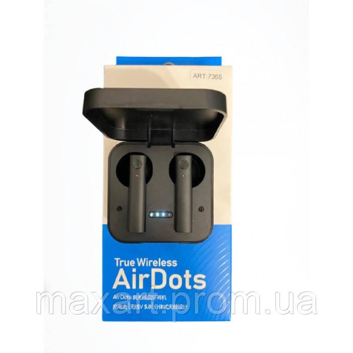Беспроводные Наушники Redmi AirDots 2S MI Чёрные