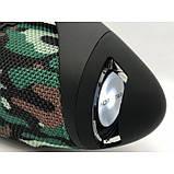 Портативная bluetooth стерео колонка спикер Hopestar H37 Камуфляж, фото 3