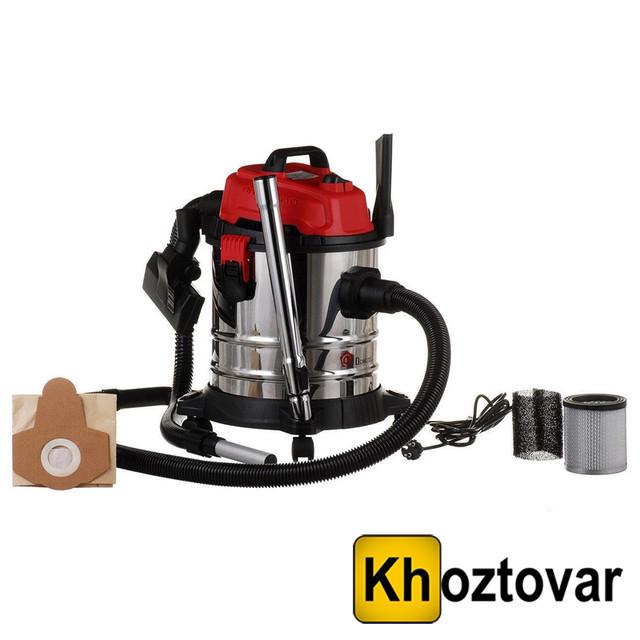 Промышленный мешковой пылесос Domotec MS-4414   3000W