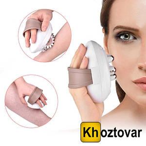 Масажер для тіла SQ-100 | Роликовий | 3D масажер