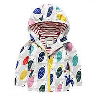 Куртка детская демисезонная Сова Meanbear (90)