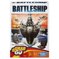 Настольная игра Hasbro Морской бой Дорожная версия (B0995)