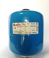Гидроаккумулятор для воды синий 2 АС Elbi вертикальный