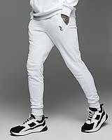 Спортивные штаны Пушка Огонь Jog белый, фото 1