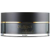 Большие гидрогелевые патчи с золотом и черным жемчугом Rearar DiaForce Hydro-Gel Eye Patch L Black 60 шт, фото 3
