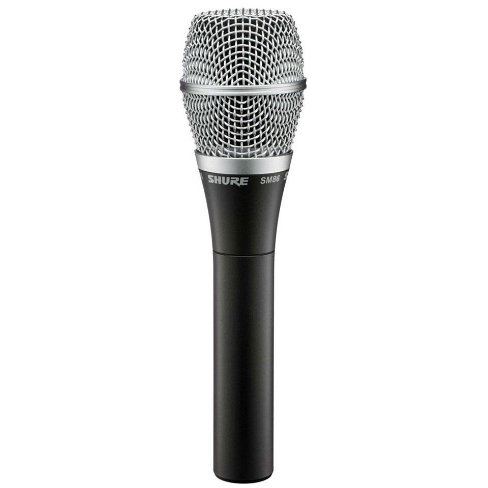 Микрофоны Shure SM86