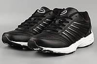 Кросівки чоловічі чорні Bona 796C Бона Розміри 43 44 45 46, фото 1
