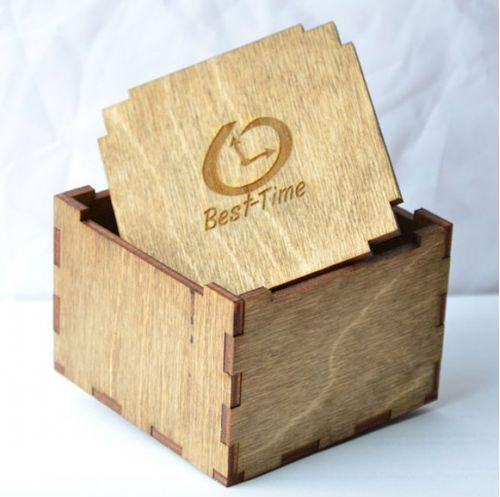Шкатулки и коробочки Деревянная коробочка