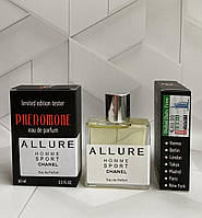 PHEROMONE Chanel Allure Homme Sport (Шанель Аллюр Хом Спорт) 60 мл. ОПТ