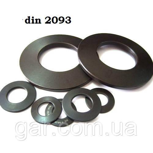 Шайба тарілчаста Ф12 DIN 2093